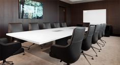 P2_Group Conference Table & MediaRoom