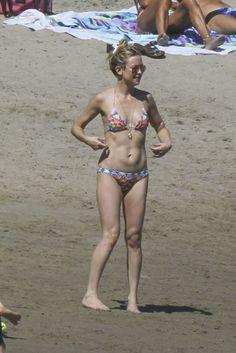 Kate Hudson In Bikini In Malibu