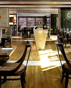 Urbana is the light and airy on-site restaurant, serving contemporary Italian and French fare.