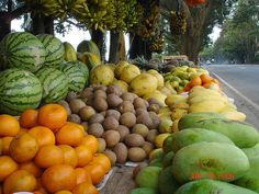 Philippine Delicacies... - National Capital Region's Delicacies and Filipino Delicacies that are inspired by other nation -tropical fruits galore!!!