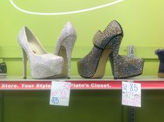 Planning to go out next weekend?  So are we! And these are HOT!