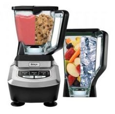 Ninja Kitchen System 1100 Blender Food Processor This One Cuz Then I Can Take It To School And Not Have Worry About A