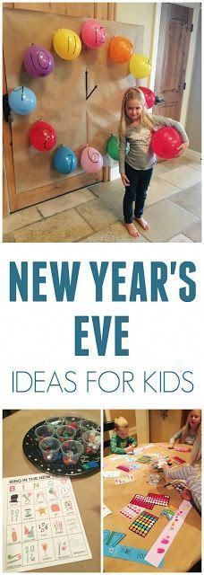 kids new years eve party ideas food * kids new years eve party ideas ; kids new years eve party ideas children ; kids new years eve party ideas food ; kids new years eve party ideas families ; kids new years eve party ideas toddlers New Years Eve Party Ideas Food, New Years Eve Games, New Years Eve Food, New Years Eve Decorations, Ideas Party, Diy New Years Party, Nye Ideas, New Year Diy, New Year Gifts