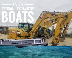 Heavy Equipment Rental, Caterpillar Excavators, Caterpillar Equipment, Tractors, Texas, Construction, Boat, Products, Building