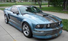 S197 2005-2009 GT