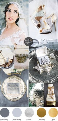New Wedding Winter Blue Mariage Ideas Gold Wedding Theme, Gold Wedding Decorations, Vintage Wedding Theme, Wedding Themes, Wedding Ideas, Wedding Stuff, Wedding Flowers, Wedding Blue, Vintage Party