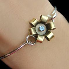 Pistol Petal Bracelet