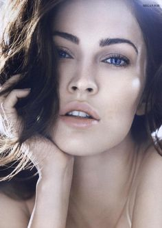 The best nose and lip job!  Thank you Megan Fox...