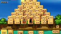 Pyramid Solitaire Ancient Egypt