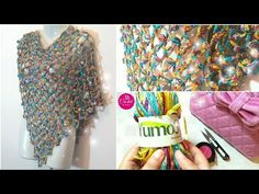 How to Crochet a Shawl Scarf Fast New Rose Stitch l☕ The Crochet Shop - YouTube