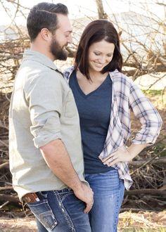 Oklahoma engagement