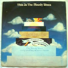 £1.99 Ebay Auction  This Is The Moody Blues - Threshold Records MB 1/2