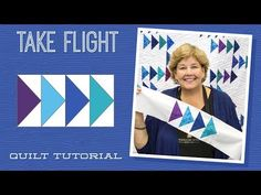 Make an Easy Pins & Paws Quilt with Jenny Doan of Missouri Star (Video Tutorial) Missouri Quilt Tutorials, Quilting Tutorials, Quilting Designs, Msqc Tutorials, Quilt Design, Quilting Tips, Charm Pack Quilts, Charm Quilt, Jenny Doan Tutorials
