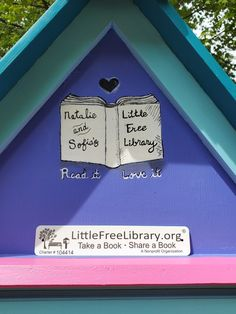 Little Free Libraries, Free Library, Non Profit, 20 Years, Organization, Reading, Books, Getting Organized, Organisation