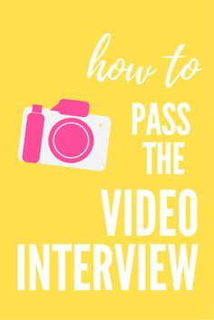 How to Pass the Flight Attendant Video Interview | Watch Ebony Christina's video for the best tips to pass your interview!