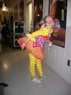 Female Clown, Clowns, Old School, Diesel, Classic, Sexy, Vintage, Style, Art
