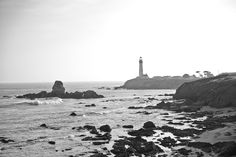 Pigeon Point Lighthouse Santa Cruz California