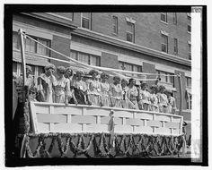 Apple Blossom Festival, Winchester, Va.; 1925