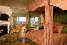 Spindrift Inn, Monterey, California