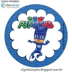 This is your source for TONS of FREE PJ Masks Party Printables. All free, the folks at Mandy's Party Printables have checked each out! Party Printables, Pj Masks Printable, Free Printable, Pjmask Party, Party Kit, 4th Birthday Parties, Boy Birthday, Pj Max, Festa Pj Masks
