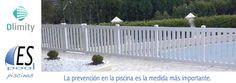 VALLAS DE PISCINA DLIMITY: SEGURIDAD SIN MANTENIMIENTO - ESPOOL PISCINAS - info@espoolpiscinas.es