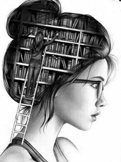 All the great books in my head, yet I find room for more...