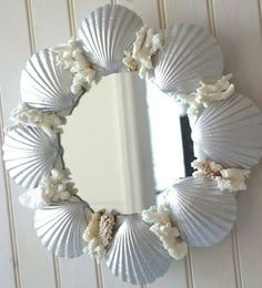 For the tabletop mirrors/centerpieces