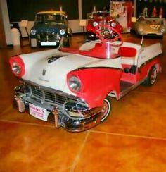 Golf cart showroom~
