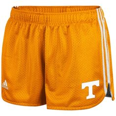 University of Tennessee Volunteers Adidas Women's Princess Mesh Short - Adidas