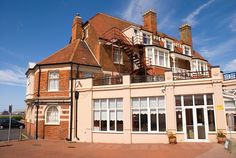 Gorleston on Sea memories | Photo of the Pier Hotel at Gorleston on Sea
