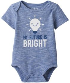Jumping Beans Baby Boy Jumping Beans® Graphic Bodysuit