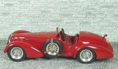 Alfa Romeo 412 Spyder Touring 1950 - Alfa Model 43