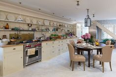 Christopher Howe and Plain English Kitchen Collaboration | House & Garden