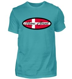 Dänemark-Henne Strand T-Shirt