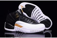 a0305f07282ae7 Find 2016 Air Jordan 12 Black White Metallic Gold For Fall online or in  Footlocker. Shop Top Brands and the latest styles 2016 Air Jordan 12 ...