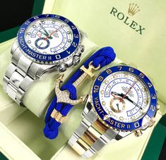 The Yachtmasters are taking over! Rolex Two Tone or Plain Jane? Comment below! DM for pricing! Rolex Watches For Men, Luxury Watches, Men's Watches, Rolex Daytona Gold, Stylish Men, Omega Watch, Bracelet Watch, Billionaire, Jeeps