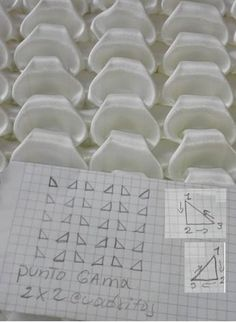 Picture - Post Smocking Baby, Smocking P - Diy Crafts Fabric Manipulation Fashion, Fabric Manipulation Techniques, Textiles Techniques, Sewing Techniques, Smocking Tutorial, Smocking Patterns, Fabric Patterns, Sewing Patterns, Stitch Patterns