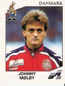 Johnny Mölby - Denmark