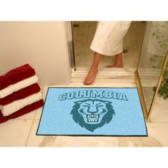 Columbia Lions NCAA All-Star Floor Mat (34x45)
