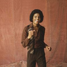 Michael Jackson was born 56 years ago today in Gary, Indiana. This photo was taken in 1979 for a story in GQ magazine.