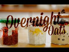 Clean Recipes, Veggie Recipes, Sin Gluten, Cooking For Dummies, Dietas Detox, Overnight Oats, Smoothies, Brunch, Food And Drink