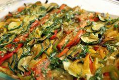 Tian de légumes : le meilleur TIAN provencal