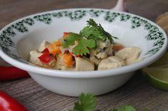 Smakfull thailandsk kyllinggryte som kan gis fra 6 måneder | BARE BRA BARNEMAT | Bloglovin'