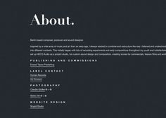 On the Creative Market Blog - Bold Serif Fonts in Web Design: 20 Stunning Examples