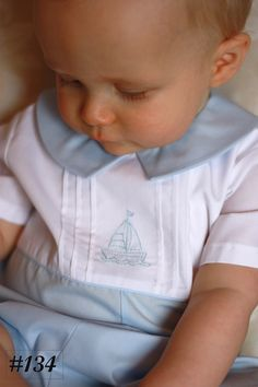 Couture Bb, Heirloom Sewing, Baby Boy Fashion, Baby Sewing, Baby Boy Outfits, Newborn Outfits, Baby Dress, Embroidery Designs, Collars