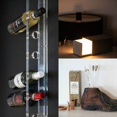 """Birch & Beauty: the Kennebecasis House - a """"Before & After"""" residential makeover. Bartender, Wine Rack, Decorating Ideas, Interiors, Interior Design, Studio, Photography, House, Beauty"""