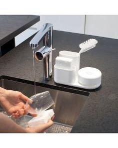 Diskmedelspump och Förvaringsställ Bosign Do-Dish Caddy  263011-BO