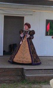 Virginia Renaissance Faire. God Save the Queen!