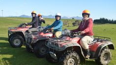 Ride over our Westrayfarm on a Horse Trek or Guided Quad Bike Ride and be greeted by our other friendly horses and farm animals. Horse trekking and quad bike rides on the trails of Te Anau, New Zealand. Come and ride with us at Westray Farm Horse Treks. We are located in the beautiful lakeside township of Te Anau nestled within the world renowned Fiordland World Heritage Park. Te Anau, Cattle Farming, Quad Bike, Bike Rides, Horse Farms, Horse Riding, Farm Animals, Trekking, Monster Trucks