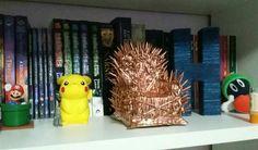 Game of Thrones - decoração